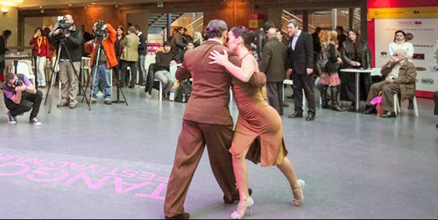 Tango-Festival in Buenos Aires